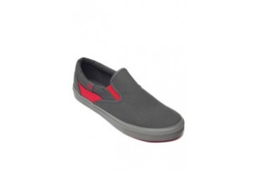 Grey Bree Slip On Sneakers