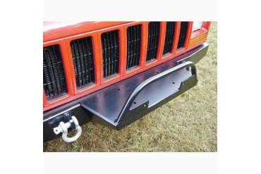 Rock Hard 4x4 Parts Front Bumper Winch Plate  RH1015-A Winch Mounting Plate