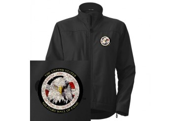 US Military Hall of Fame Womens Performance Jacket Military Women's Performance Jacket by CafePress