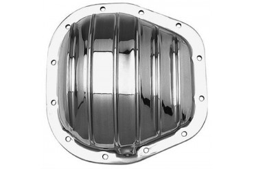Trans-Dapt Ford 10.25in./ 10.5in. Polished Aluminum Cover 4830 Differential Covers