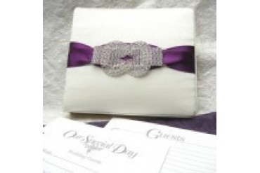 Simply Charming Guest Books - Style GB7104