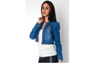 Lois Jeans Cropped Denim Jacket