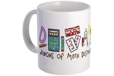 Weapons Of Math Destruction Mug