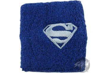 DC Comics Superman Shield Logo Wristband