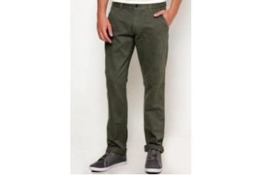 Selected Three Paris Forest Chino Pants