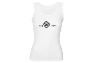 Queen Bee: Bee Sexy Sexy Women's Tank Top by CafePress