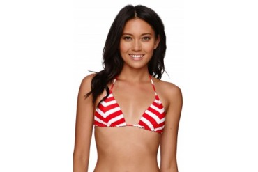 Womens Rip Curl Swimwear - Rip Curl Starry Eyed Reversible Triangle Top