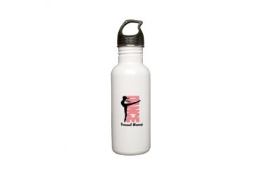 Personalized Beautiful Dancer Stainless Water Bott