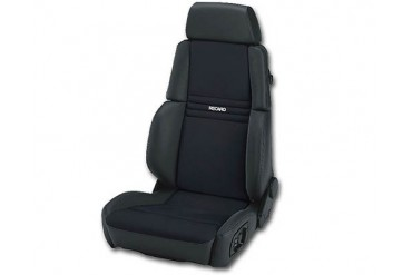 Recaro Orthoped Right Seat Grey NardoGrey Artista Grey Logo