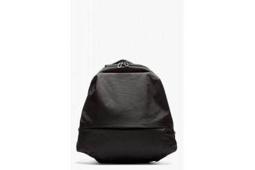 Cte And Ciel Black Meuse Backpack