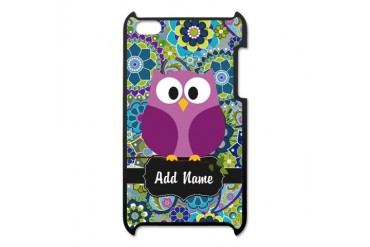 Funky Floral - Customize this iPod Touch 4 Case