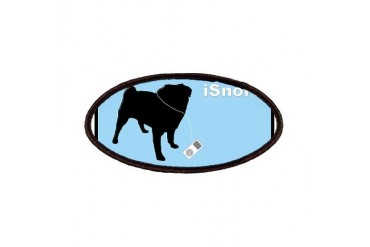 isnort2 Pets Patches by CafePress