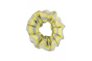 Scrunchie With Multi Stripes