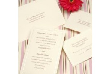 Cathy's Concepts Invitations - Style IN02