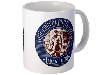 Non-Conformists Union, Local 404 Funny Mug by CafePress