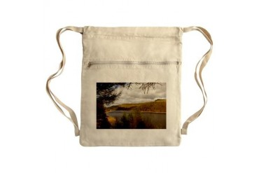 sjohnthing Sack Pack Trees Cinch Sack by CafePress