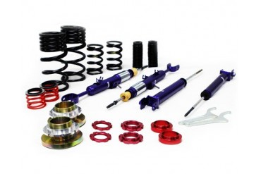 Tanabe Sustec Pro S-0C Coilovers Infiniti G35 Coupe 03-07