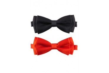 JAXON Satin Bow Ties (2in1)