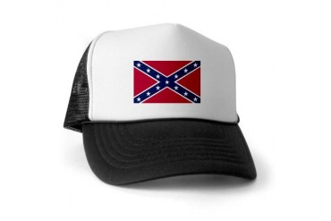 The Confederate flag, 18 Trucker Hat
