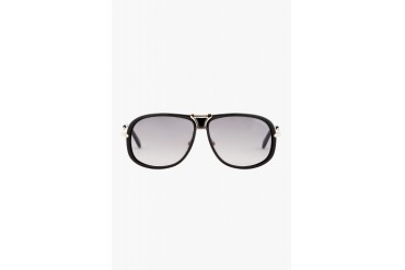 Tom Ford Black Exchangeable Robbie Aviators