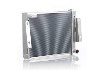Be Cool Replacement Aluminum Radiator for GM V8 Engines with Manual Transmission 60222 Radiator