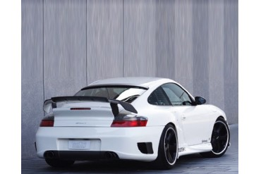 TechArt Rear GTS Deck Lid Spoiler Type 2 Porsche 996 Turbo GT2 01-05