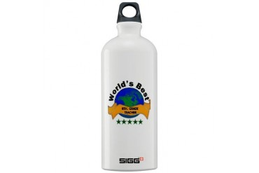 Teacher Sigg Water Bottle 1.0L by CafePress