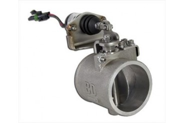 Bd Diesel Positive Air Shutdown 1036722-M Positive Air Shutdown