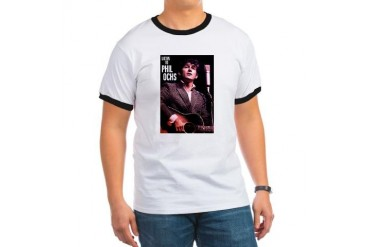 Phil Ochs War Ringer T by CafePress