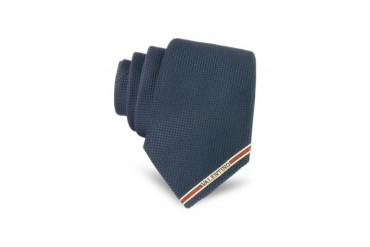 Solid Signature Silk Narrow Tie