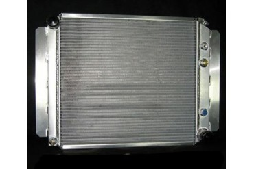 Advance Adapters Aluminum Conversion Radiator for GM V8 Engines 716690-AA Radiator