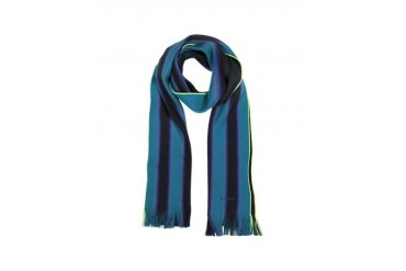 Reversible Cotton College Men's Scarf