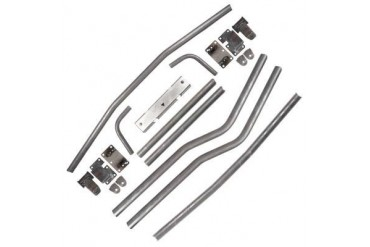 Synergy Manufacturing DIY Front Cage Kit 5221-A Roll Cages & Roll Bars