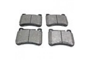2005 Mercedes Benz C230 Brake Pad Set Centric Mercedes Benz Brake Pad Set 104.11210