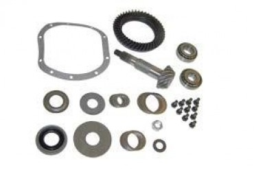Crown Automotive Dana 30 CJ Front 3.54 Ratio Kit  J8126518 Ring and Pinions