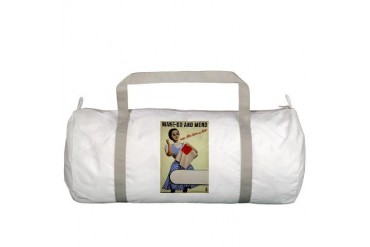 wpa 423.jpg Vintage Gym Bag by CafePress