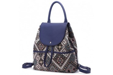 MKF Collection Bloomsbury Super-Chic Backpack