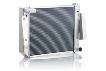 Be Cool Replacement Aluminum Radiator for AMC 4,6 or 8 Cylinder Engines with Automatic Transmission 66220 Radiator