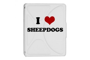 SHEEPDOGS.png Funny iPad 2 Cover by CafePress