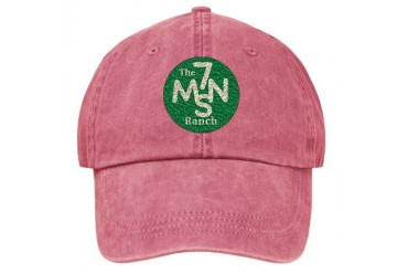 7MSN Ranch Stonewashed Cap