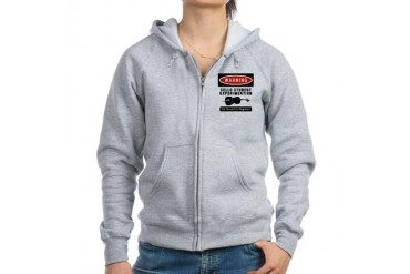 Cello Student Music Women's Zip Hoodie by CafePress