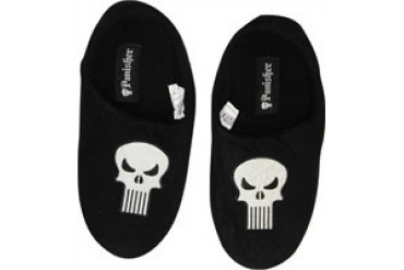 Marvel Comics Punisher Skull Slippers