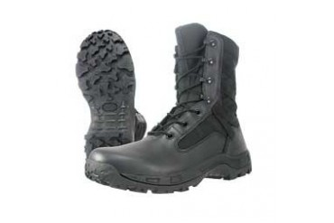 8'''' Hot Weather Gen Ii Jungle Boots - 8'''' Hot Weather Gen Ii Jungle Boots Black Size 10 1/2r