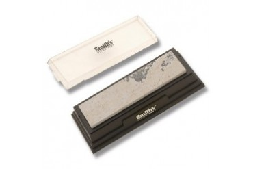 "Smith's Medium Natural Arkansas 6"" Sharpening Stone (600 Grit)"