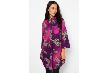 Brilliant Girl Blouse Batik