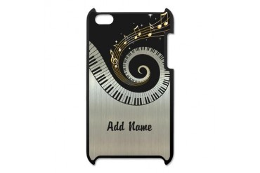 personalized mixed musical no iPod Touch 4 Case