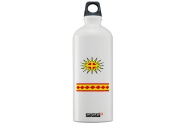 CHEROKEE INDIAN Native american Sigg Water Bottle 1.0L by CafePress