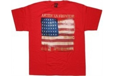 Flag American Frontier T-Shirt