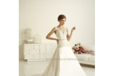 Moonlight Couture Wedding Dresses - Style H1228