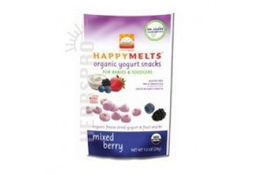 Happy Yogurt Melts Mixed BerryMixed Berry 1 oz(case of 8)